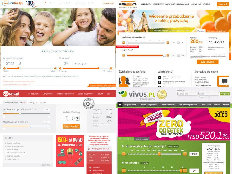 Pierwsze chwilówki online w Polsce